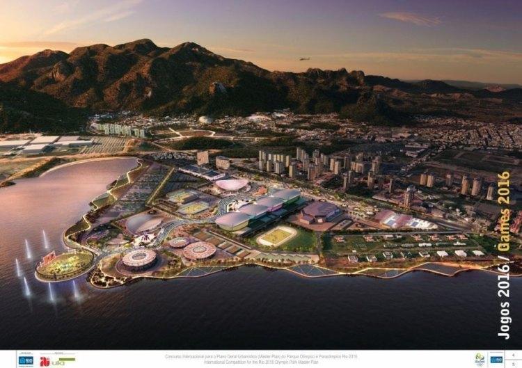 (Crédits - AECOM / Rio 2016)