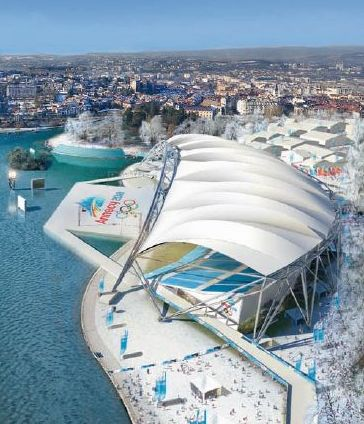 Pyeongchang 2018 le retour au mod le du stade olympique - Piscine du stade olympique ...