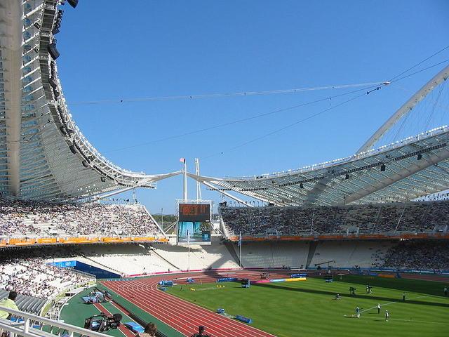 Athènes - Stade Olympique