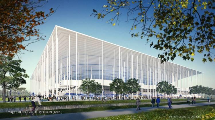 Stade Bordeaux-Atlantique - Herzog & De Meuron