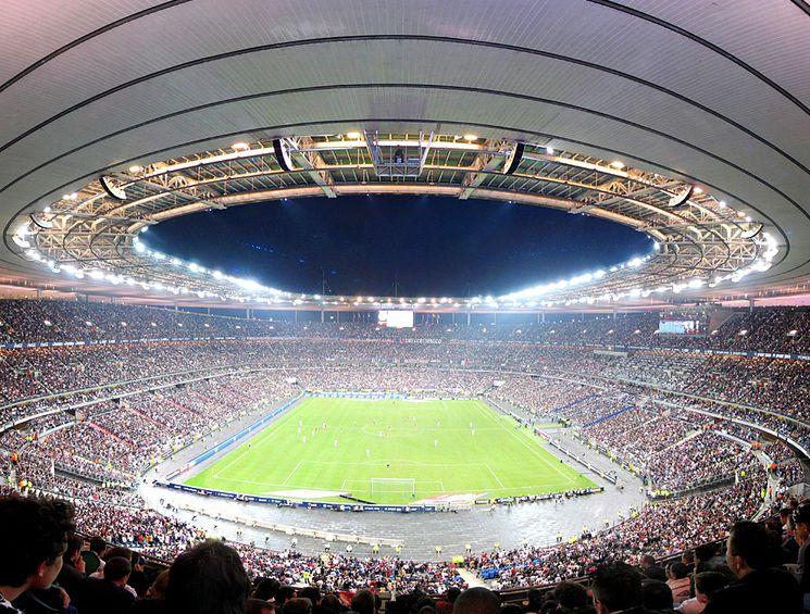 Le stade de france quinze ans d existence sport soci t - Capacite d accueil stade de france ...