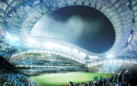 Stade Vélodrome - Marseille