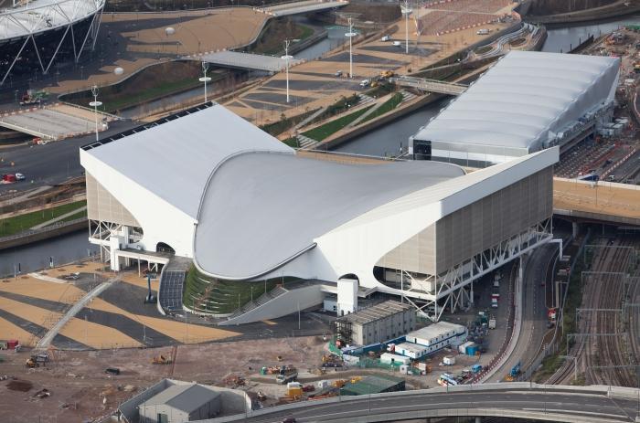 Centre Aquatique de Londres - 20 Décembre 2011
