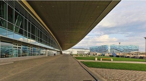 Parc Olympique - Sochi 2014