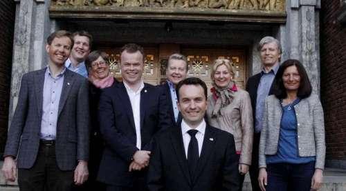 Comité préparatoire - Oslo 2022