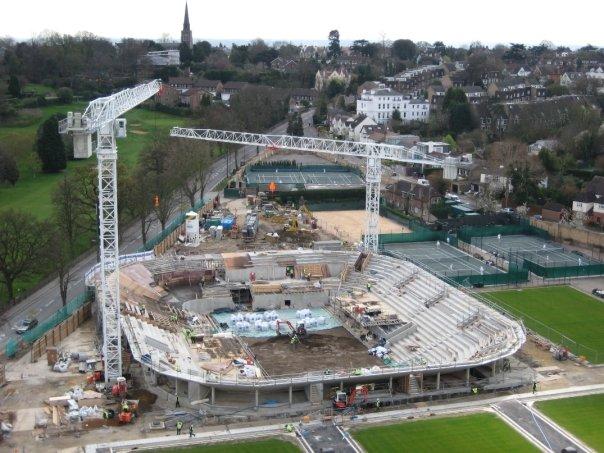 Wimbledon les organisateurs annoncent l am nagement d un toit r tractable s - Projet nouveau roland garros ...