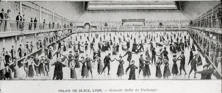 Palais de Glace - Lyon