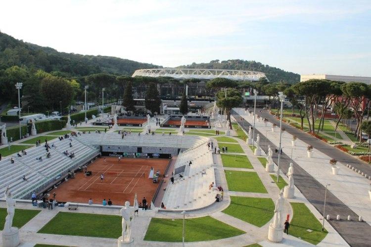 Foro Italico - tennis - Rome