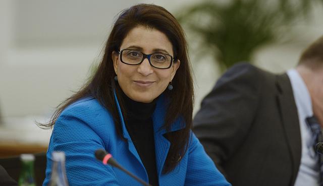 Nawal El Moutawakel - CIO