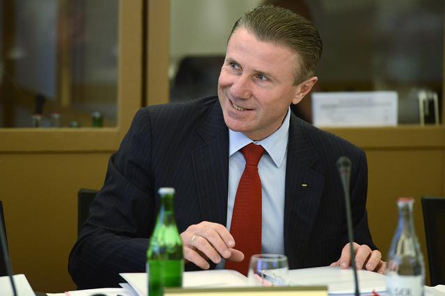 Serguei Bubka - CIO