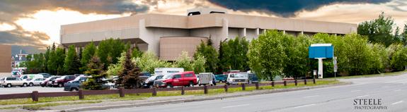 Sullivan Arena - Anchorage Alaska