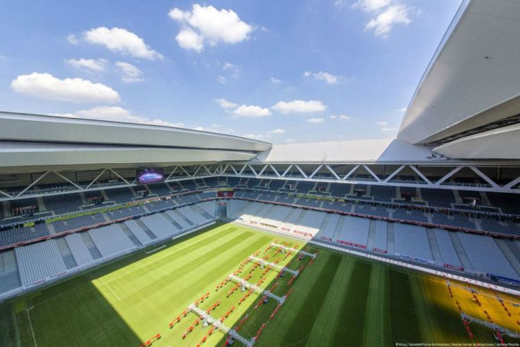 Grand Stade Pierre Mauroy - Lille