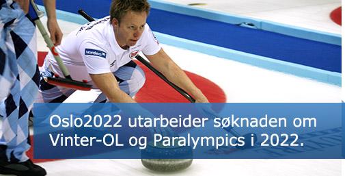 Oslo 2022 - curling