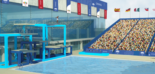 Centre Aquatique - Madrid 2020