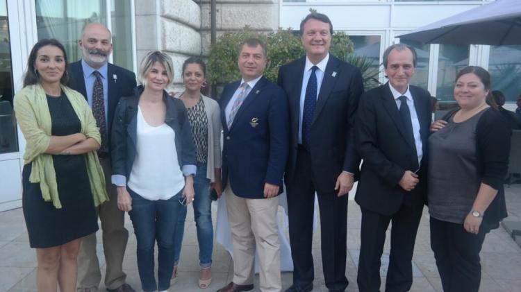 Délégation Istanbul 2020 - Lausanne - 1er juillet 2013