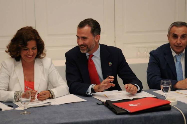 Prince Felipe - Madrid 2020