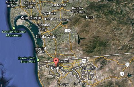 San Diego - Tijuana