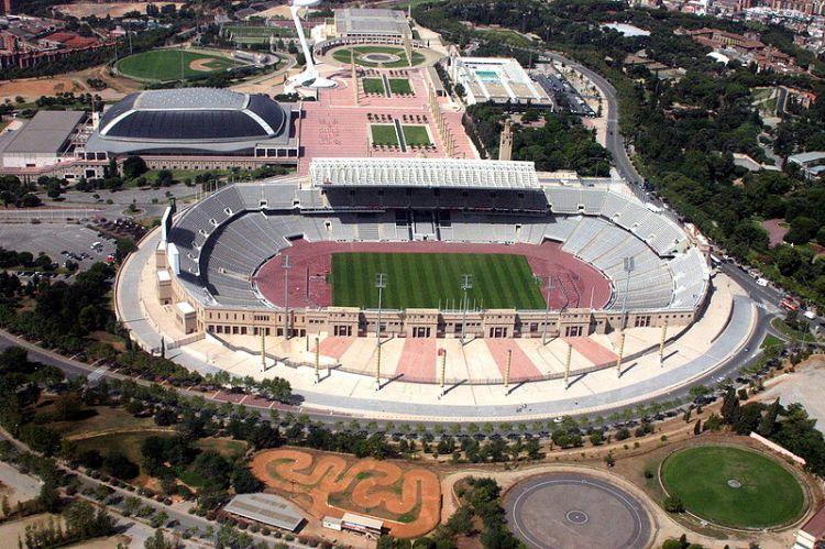 Parc Olympique de Montjuic - Stade Luis Companys