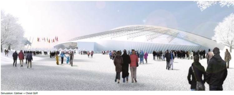 Munich 2022 - Patinage de vitesse
