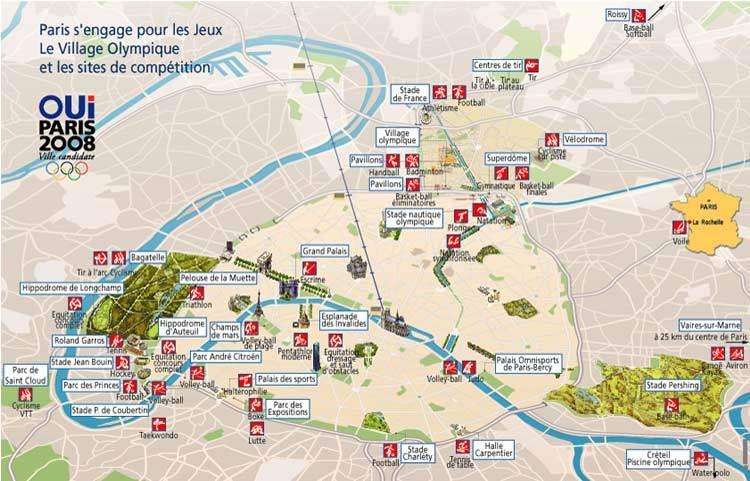 Le centre aquatique olympique histoire de trois projets - Piscine olympique paris ...