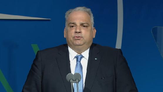 Président FILA - CIO