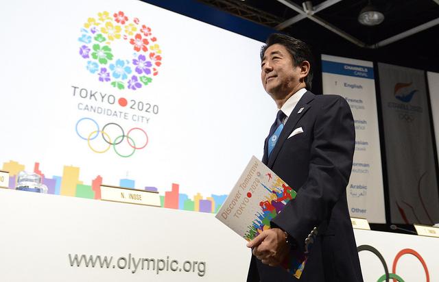 Tokyo 2020 - Shinzo Abe - Buenos Aires