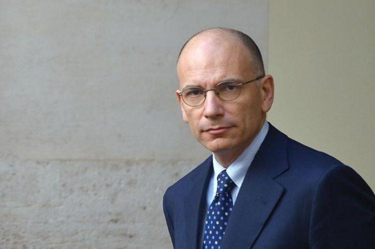 Enrico Letta - AFP