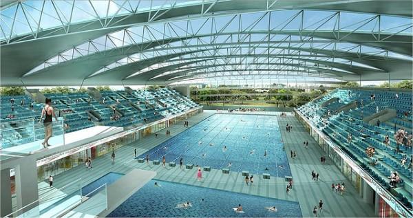 Centre Aquatique de Singapour
