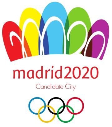 Madrid2020 - logo officiel