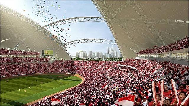Nouveau Stade National de Singapour
