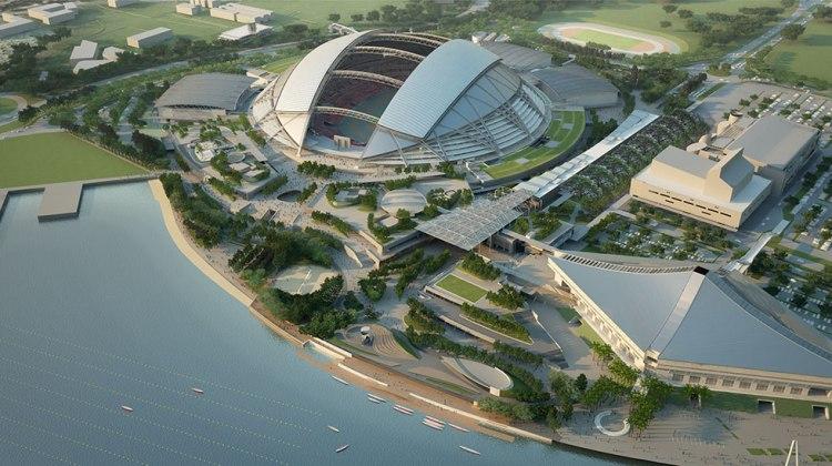 Singapor Sports Hub