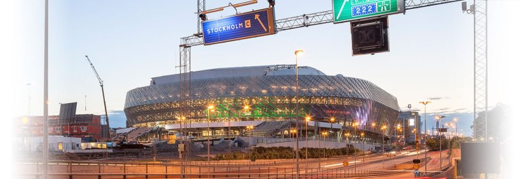 Tele 2 Arena de Stockholm