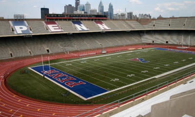 Franklin Field - athlétisme