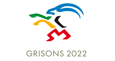 Grisons 2022 - logo officiel