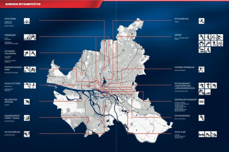 Plan Hambourg 2012