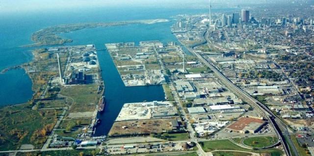 Port Lands - Toronto