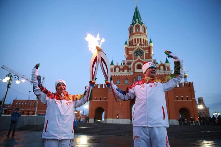 Sotchi 2014 - Moscou - Kremlin