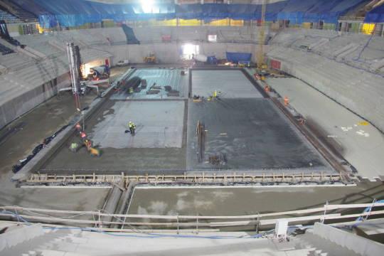 Cracovie Arena - 1