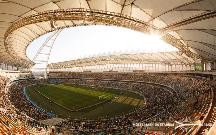 Moses Mabhida Stadium - Durban 2024