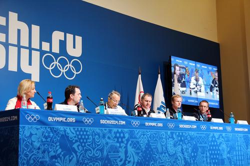Oslo 2022 - Sotchi 2014 présentation