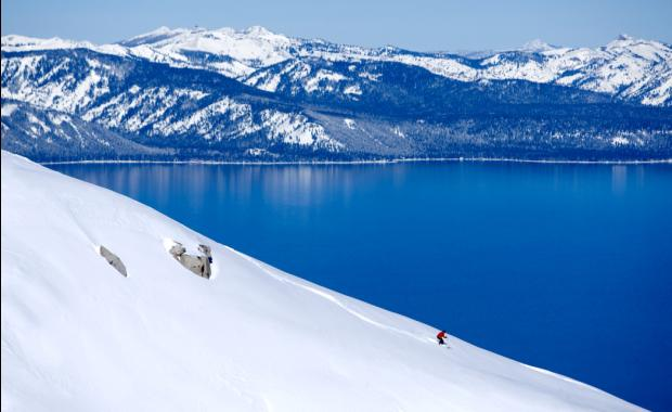 Ski - Lake Tahoe