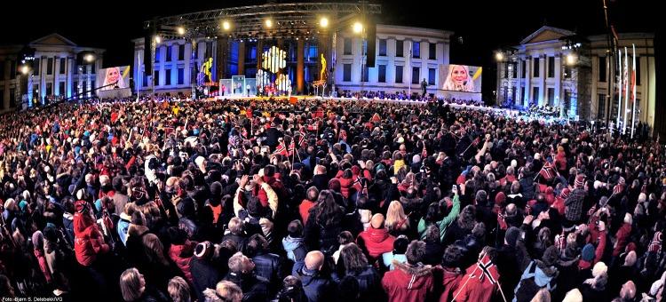 Soutien populaire - Oslo 2022