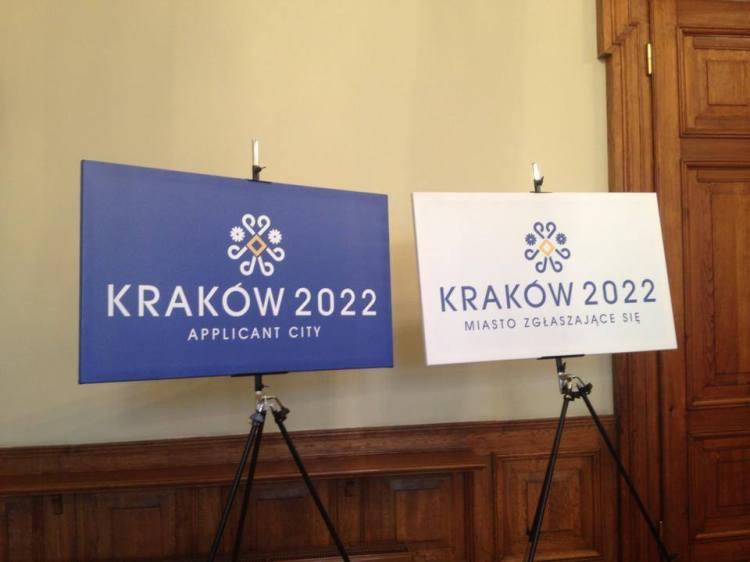 Cracovie 2022 - logo de Ville Requérante
