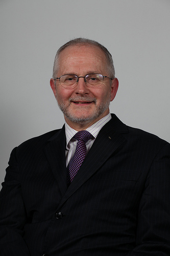 Sir Philip Craven MBE IOC member (GBR)