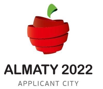 Almaty 2022 - logo