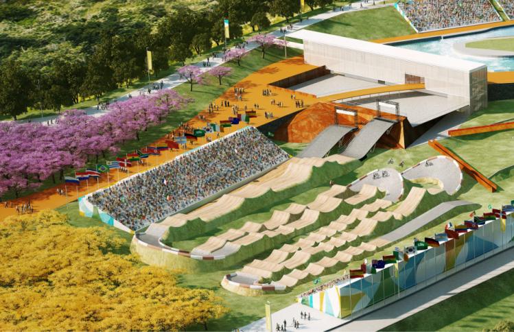 Centre Olympique de BMX - Rio 2016