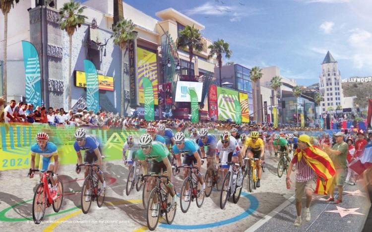 Cyclisme - Los Angeles 2024
