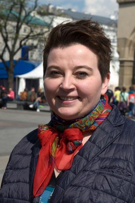 Magdalena Sroka - Sport et Société