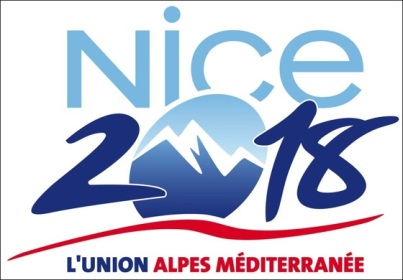 Nice 2018 - logo