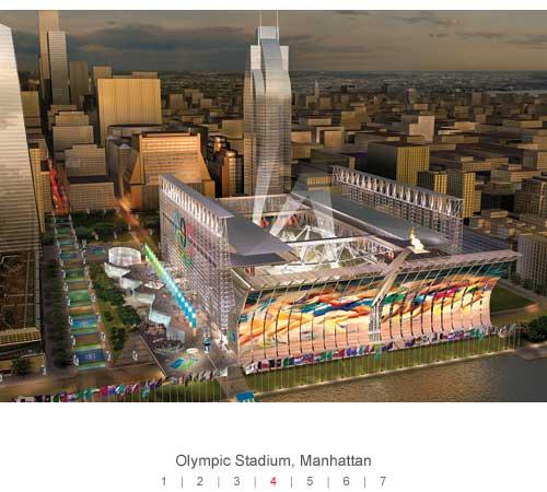 NYC - Olympic Stadium - Manhattan